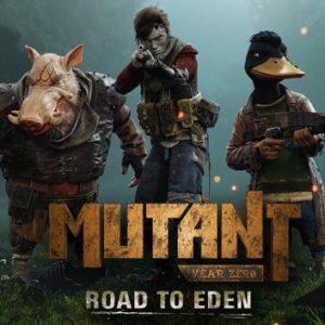 خرید اکانت اریجینال بازی Mutant Year Zero Road To Eden