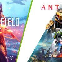 خرید اکانت بازی Anthem + Battlefield V | با ایمیل اکانت و امکان تغییر ایمیل و پسورد