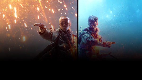 خرید اکانت بازی Battlefield V + BF1 Ultimate/Premium | با امکان تغییر ایمیل و پسورد