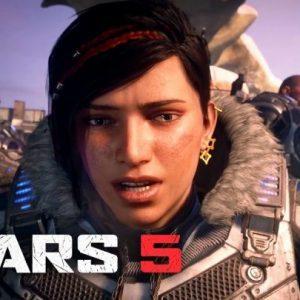 خرید سی دی کی اریجینال بازی Gears 5