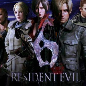 خرید سی دی کی استیم بازی Resident Evil 6