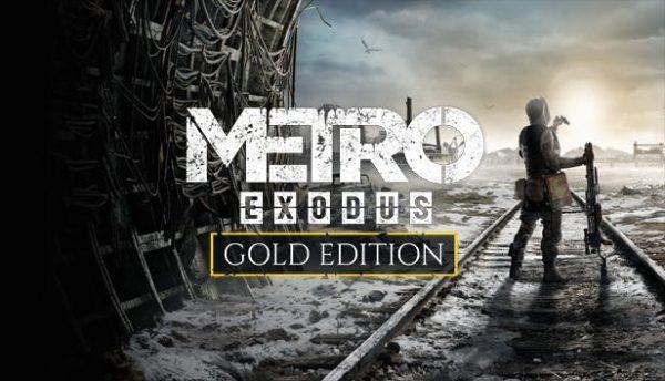 خرید اکانت بازی Metro Exodus Gold Edition