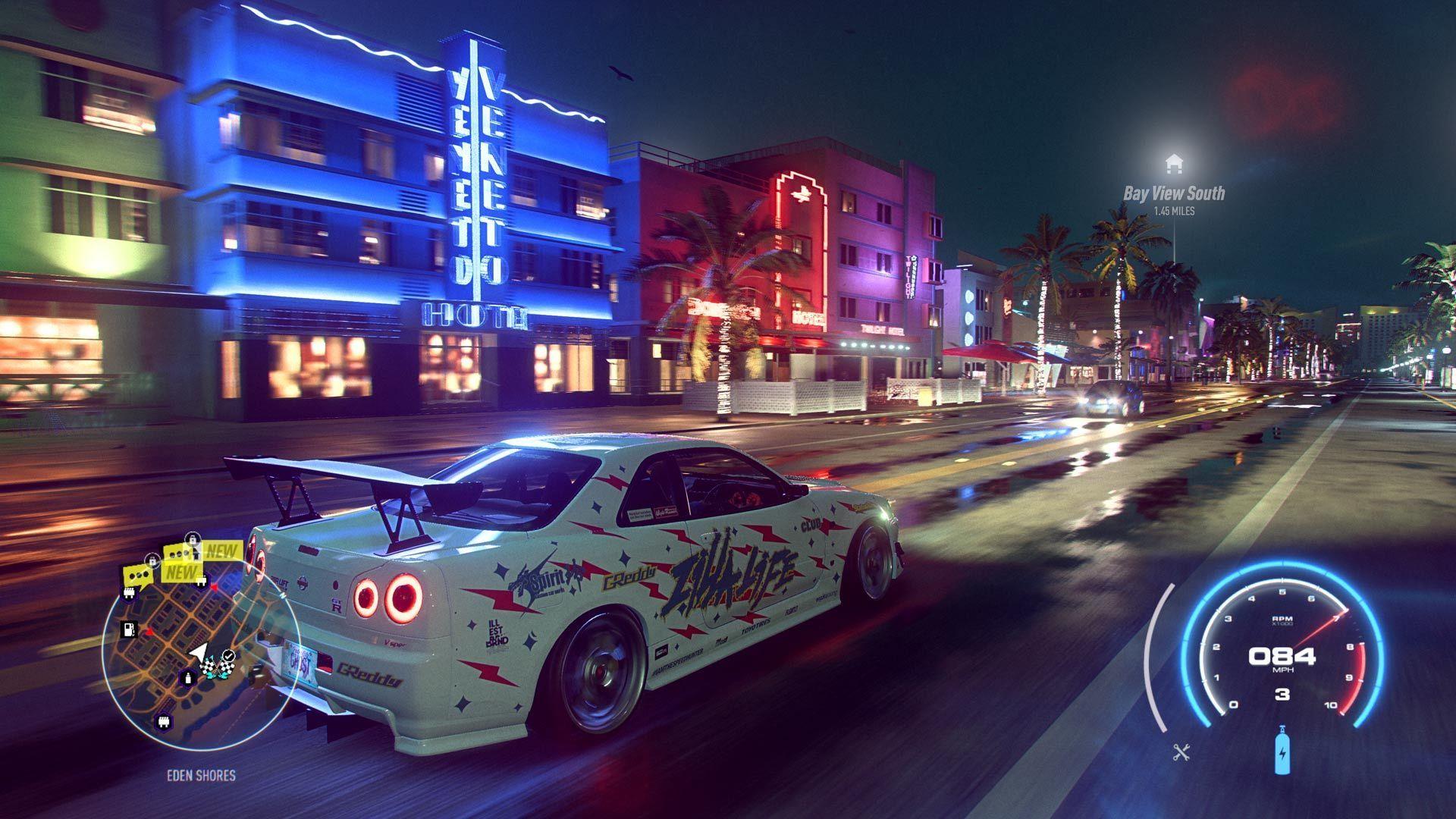 خرید اکانت اشتراکی بازی Need For Speed Heat