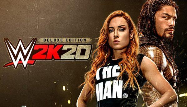 خرید سی دی کی اریجینال استیم بازی WWE 2K20