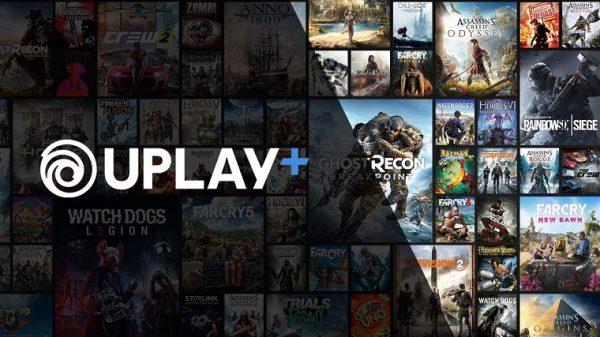 خرید اکانت سرویس uPlay Plus