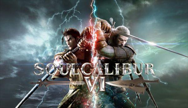 سی دی کی اریجینال استیم بازی SOULCALIBUR VI