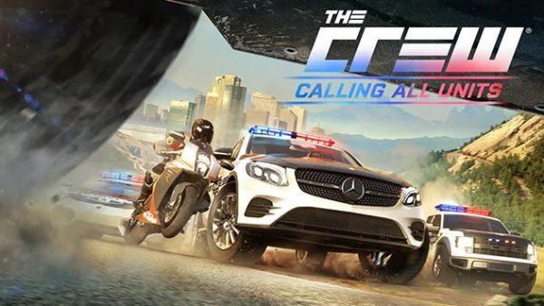 خرید اکانت بازی The Crew + Calling All Units