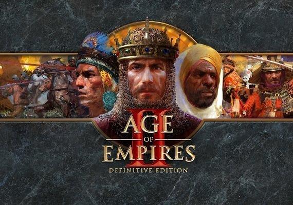 سی دی کی اریجینال استیم بازی Age Of Empires II Definitive Edition