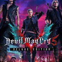 سی دی کی اریجینال استیم بازی Devil May Cry 5 Deluxe Edition