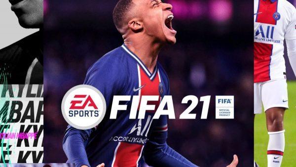 سی دی کی اریجینال Origin بازی EA SPORTS FIFA 21