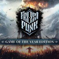 سی دی کی اریجینال استیم بازی Frostpunk Game Of The Year Edition