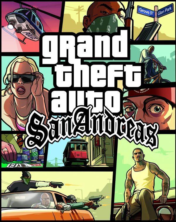 اکانت اریجینال سوشال کلاب بازی Grand Theft Auto San Andreas   با ایمیل اکانت