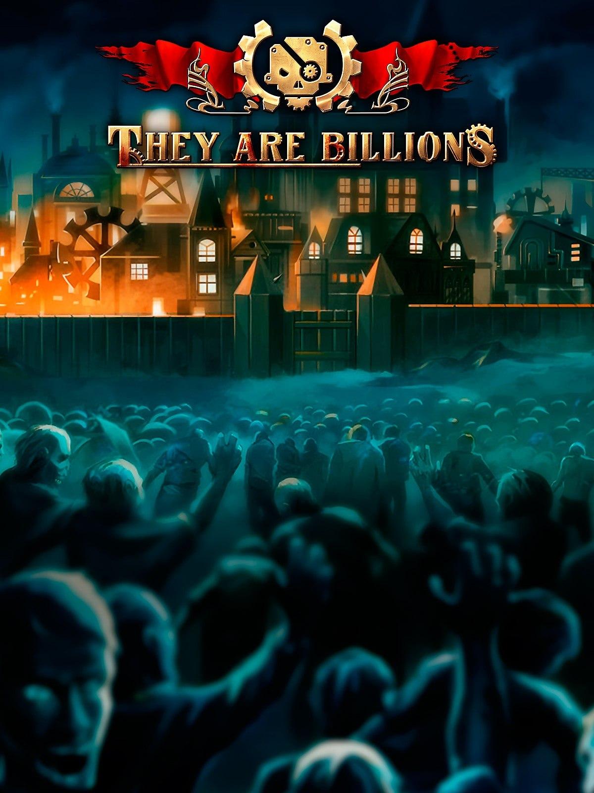 سی دی کی اریجینال استیم بازی They Are Billions