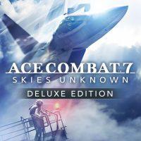 سی دی کی اریجینال استیم بازی Ace Combat 7: Skies Unknown Deluxe Edition