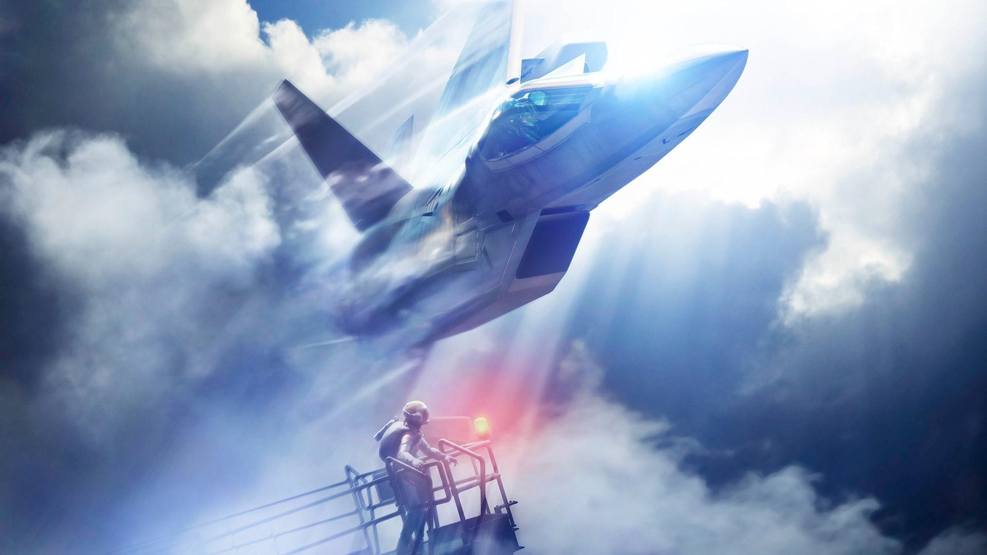 سی دی کی اریجینال استیم بازی Ace Combat 7: Skies Unknown