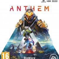 سی دی کی اریجینال Xbox Live بازی Anthem