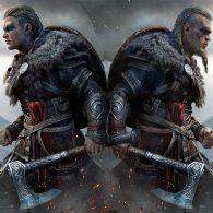 سی دی کی اریجینال یوپلی بازی Assassin's Creed: Valhalla