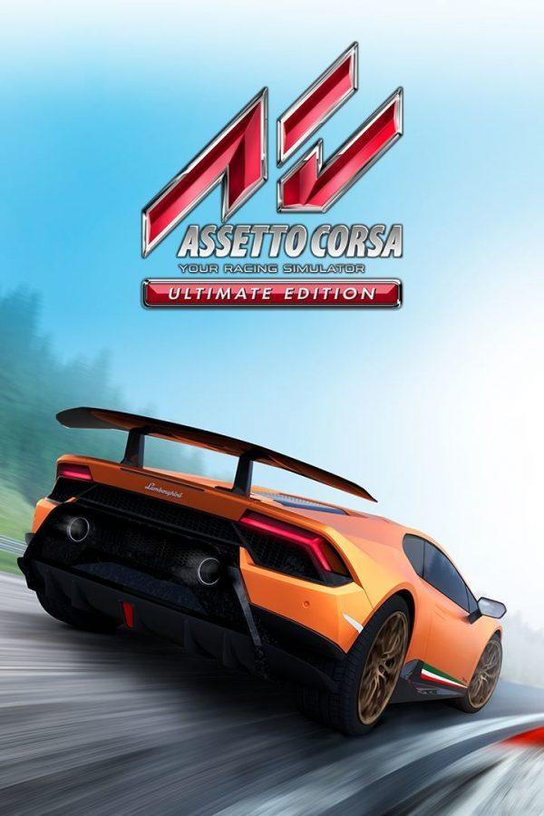 سی دی کی اریجینال استیم بازی Assetto Corsa - Ultimate Edition
