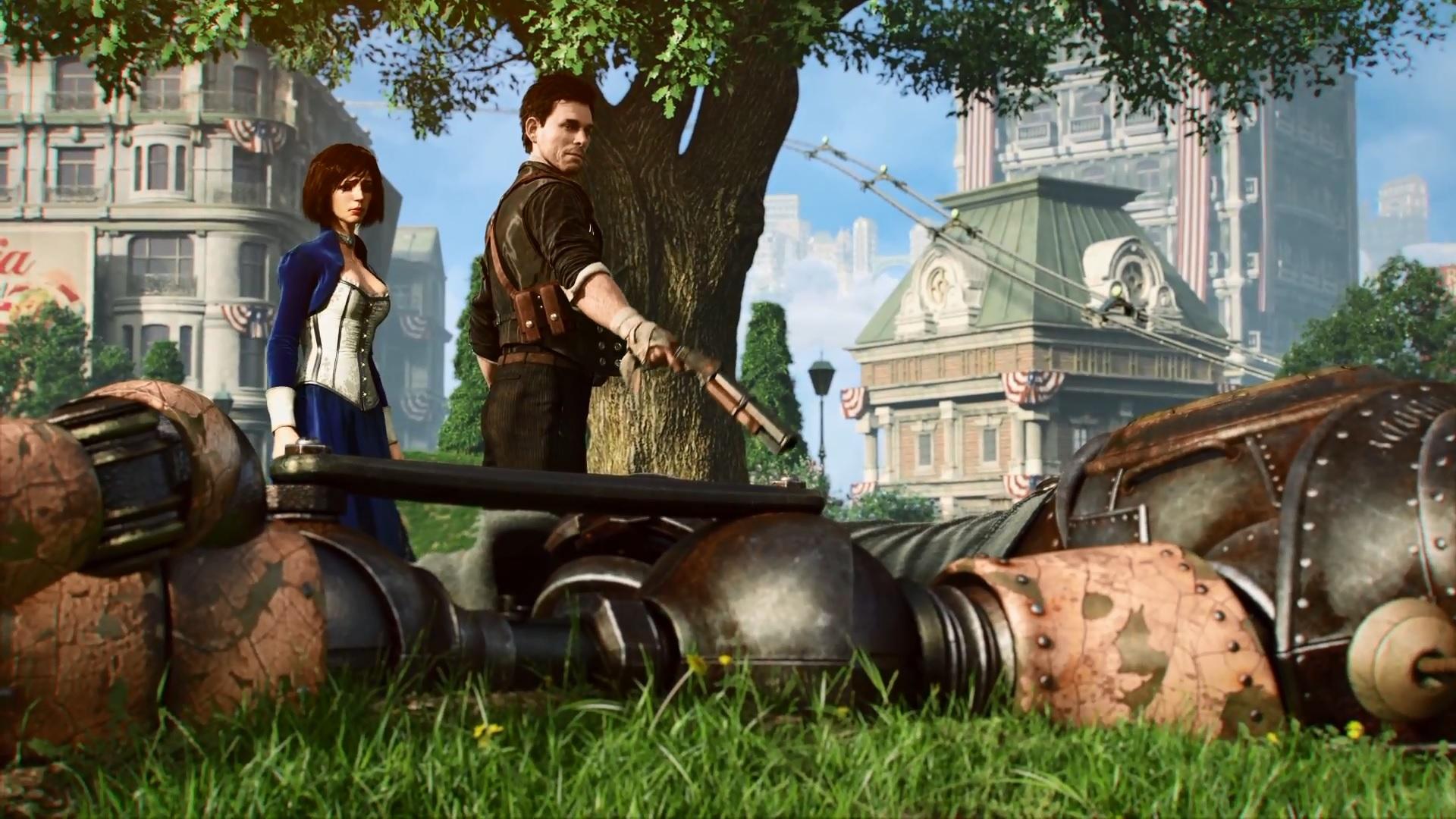 سی دی کی اریجینال استیم بازی BioShock - The Collection