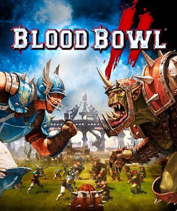 سی دی کی اریجینال استیم بازی Blood Bowl 2
