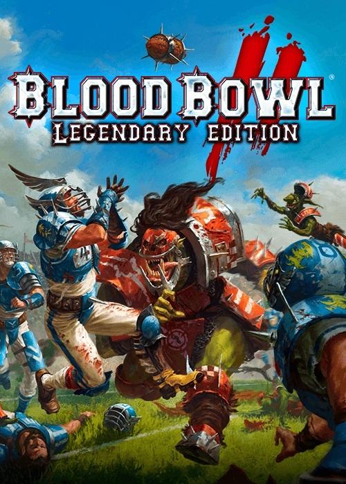 سی دی کی اریجینال استیم بازی Blood Bowl 2 - Legendary Edition