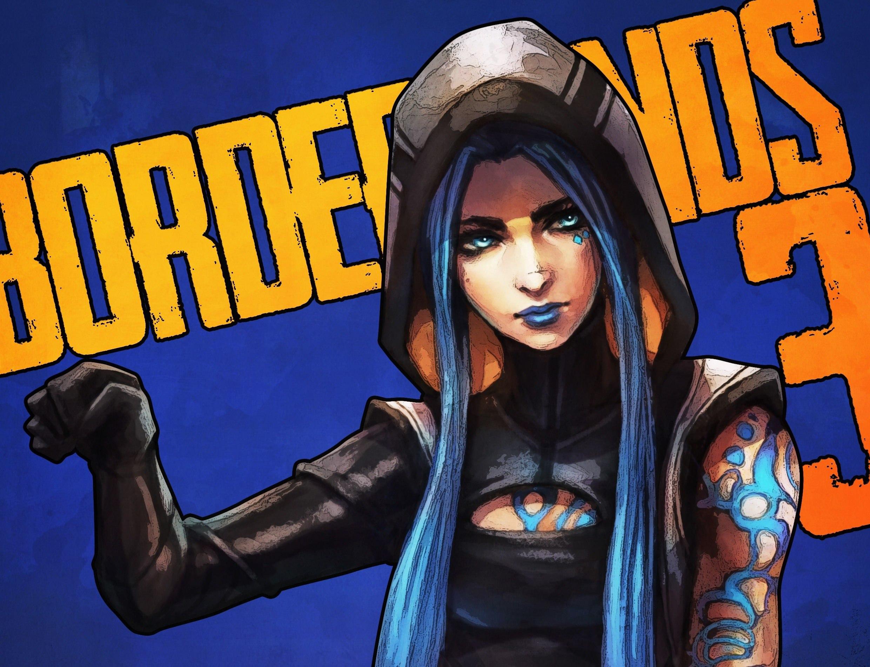 سی دی کی اریجینال استیم بازی Borderlands 3