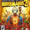سی دی کی اریجینال استیم بازی Borderlands 3 - Super Deluxe Edition