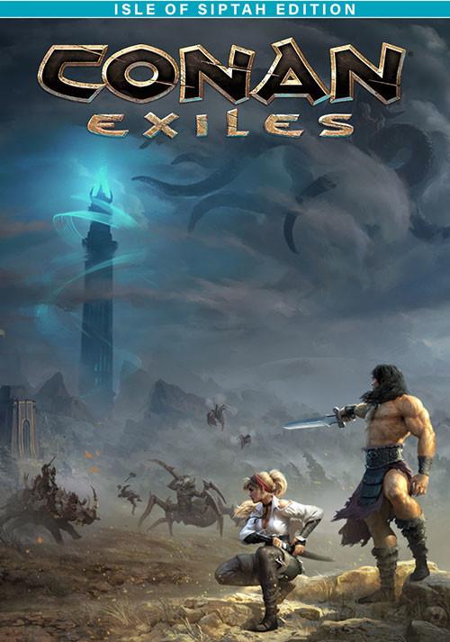 سی دی کی اریجینال استیم بازی Conan Exiles - Isle Of Siptah Edition