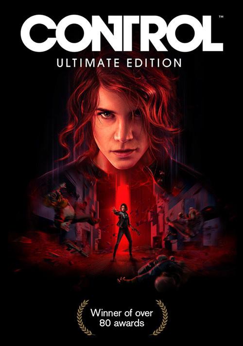 سی دی کی اریجینال استیم بازی Control Ultimate Edition