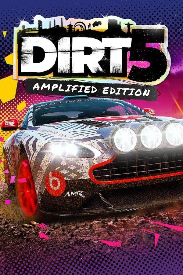 سی دی کی اریجینال استیم بازی DIRT 5 Amplified Edition | ریجن روسیه