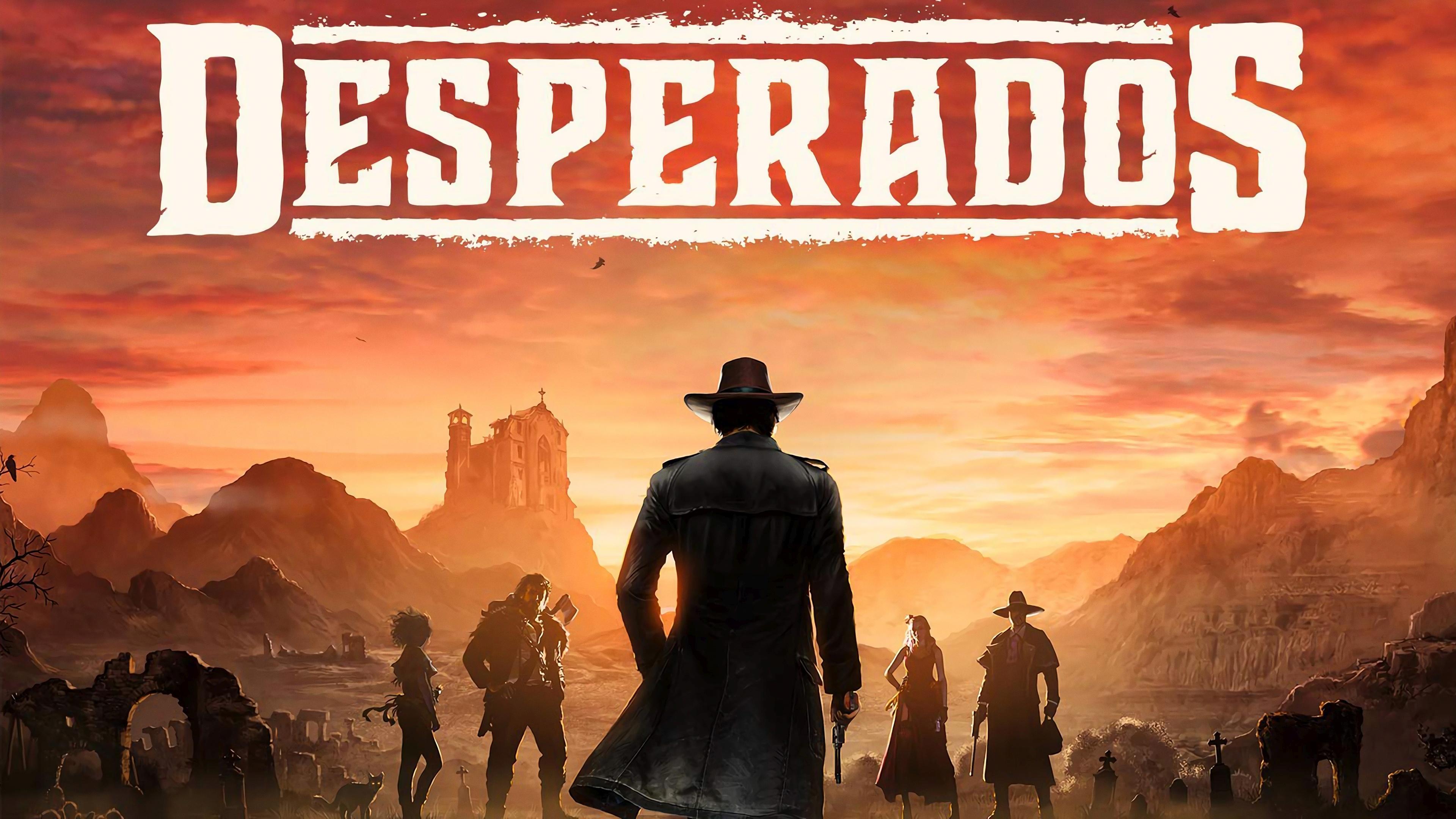 سی دی کی اریجینال استیم بازی Desperados III - Digital Deluxe Edition
