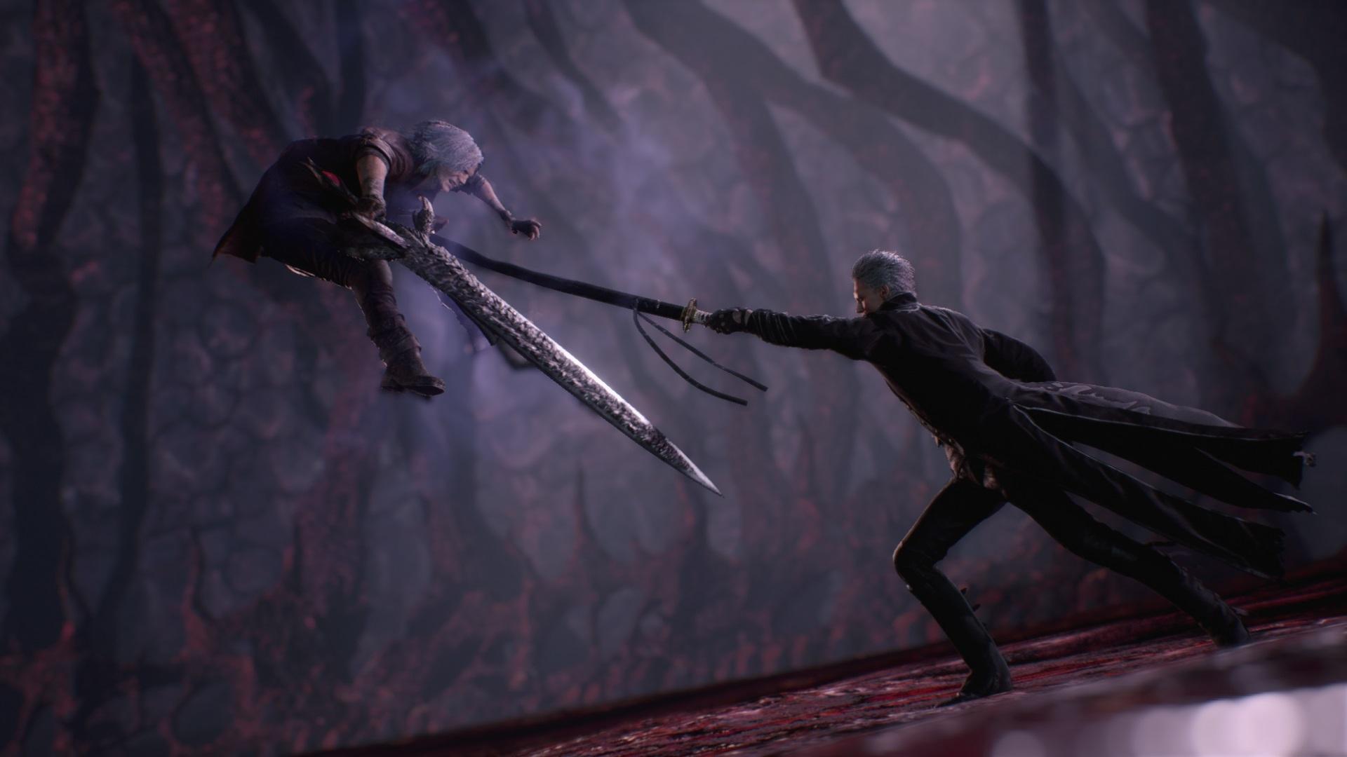 سی دی کی اریجینال استیم بازی Devil May Cry 5