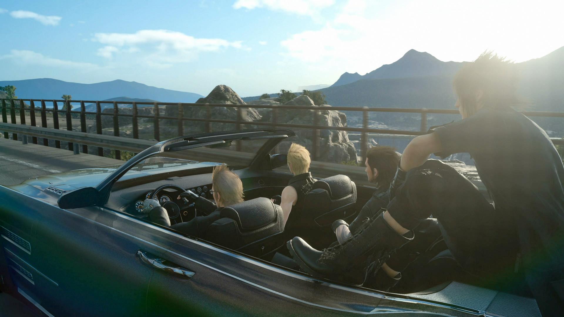 سی دی کی اریجینال استیم بازی Final Fantasy XV - Windows Edition