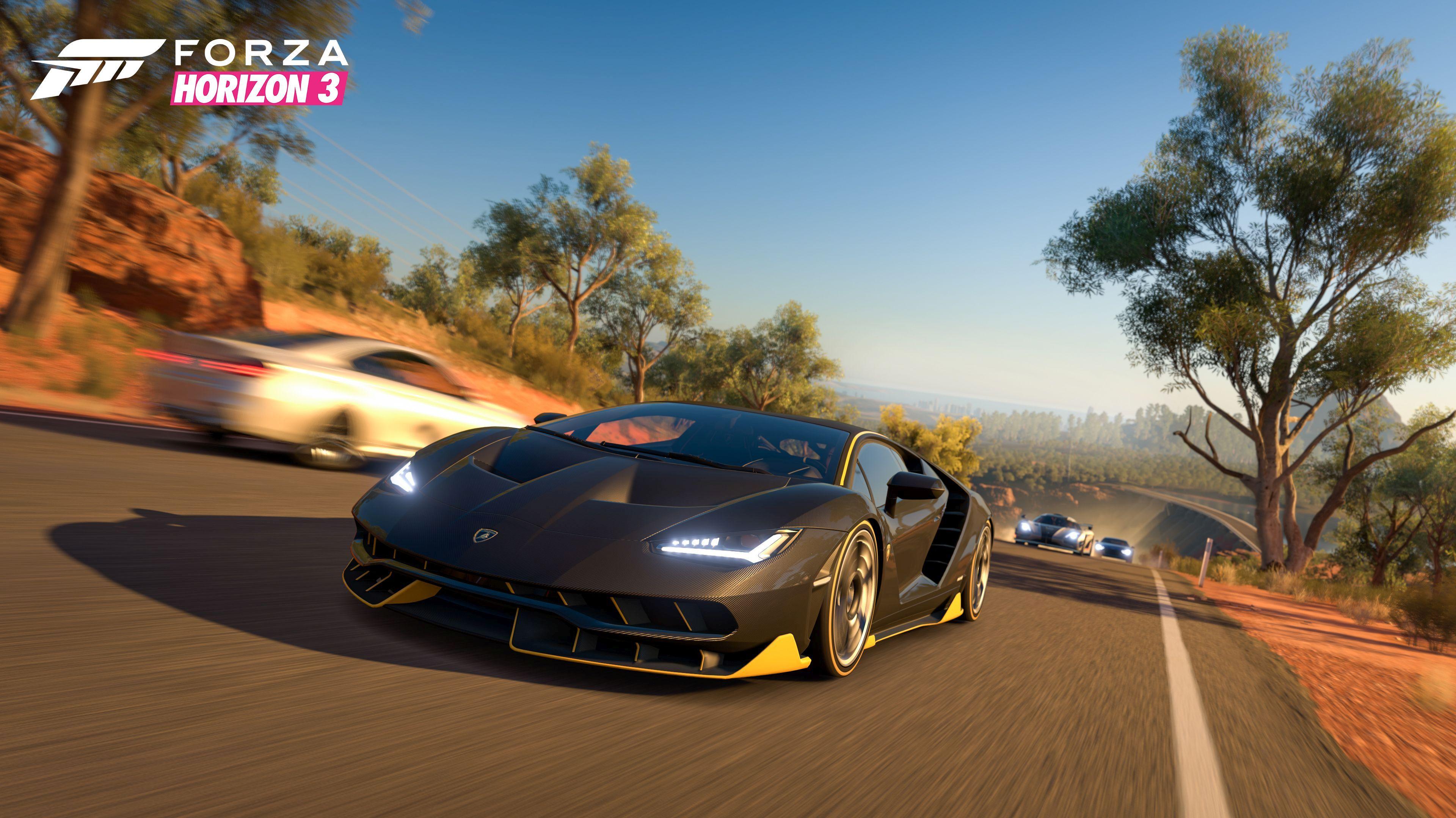 سی دی کی اریجینال بازی Forza Horizon 3 - Ultimate Edition