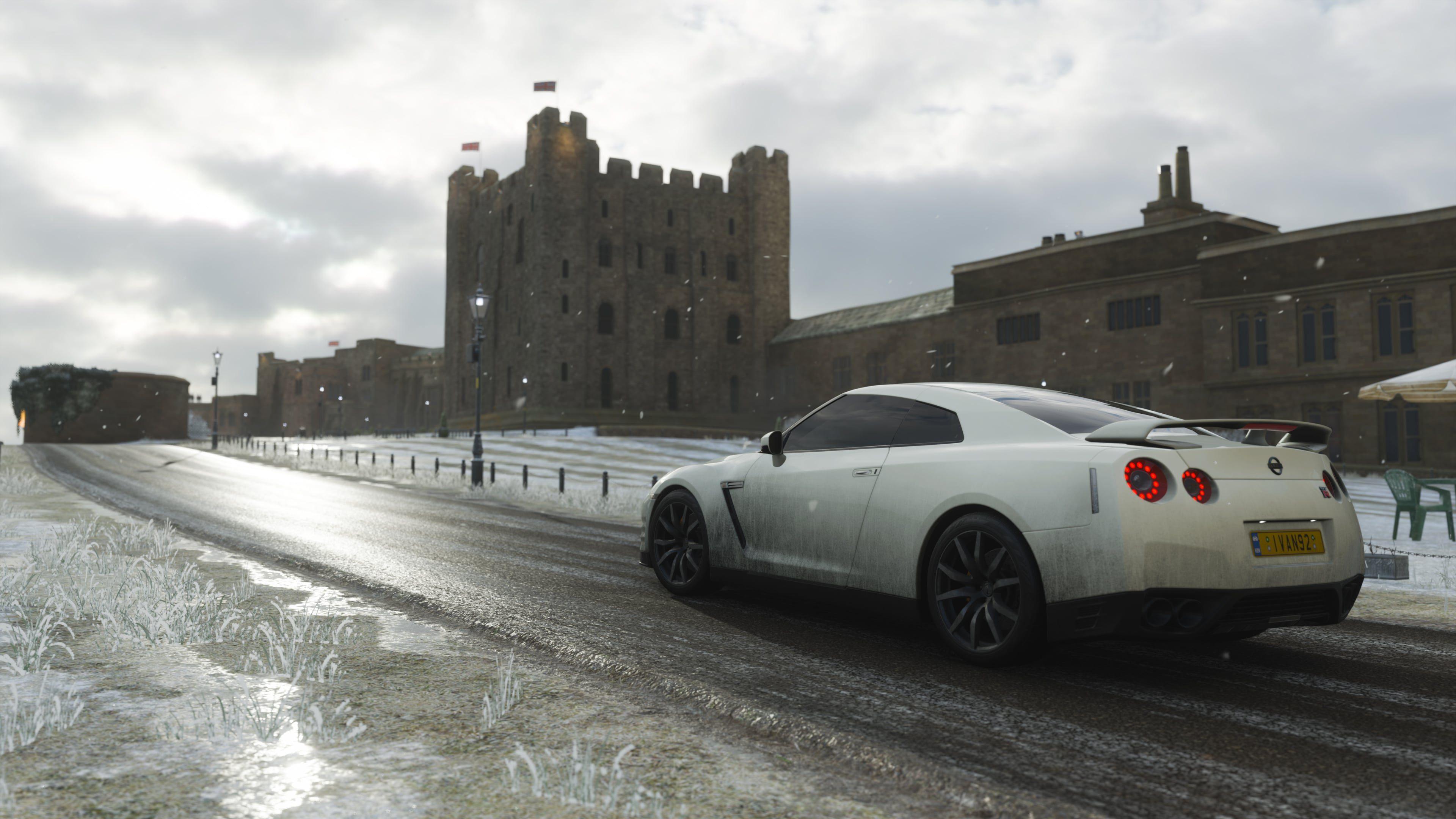 سی دی کی اریجینال بازی Forza Horizon 4