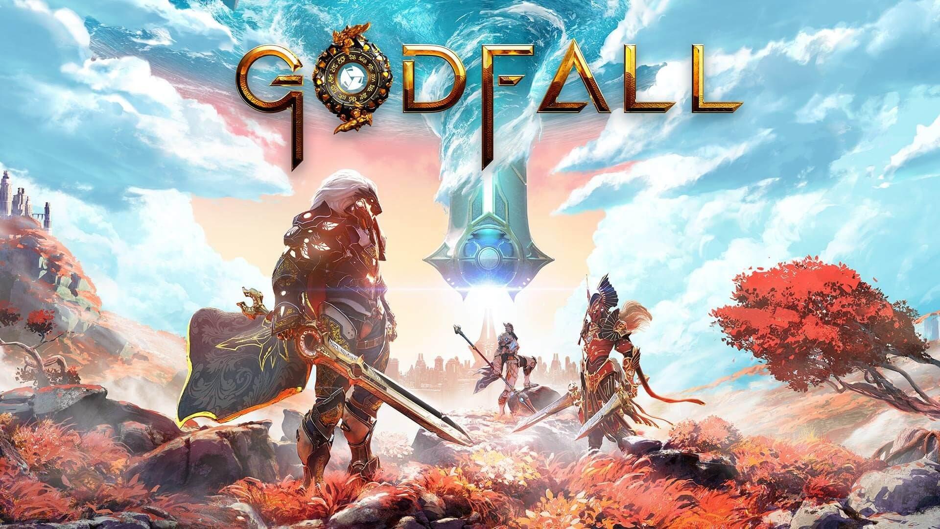سی دی کی اریجینال بازی Godfall