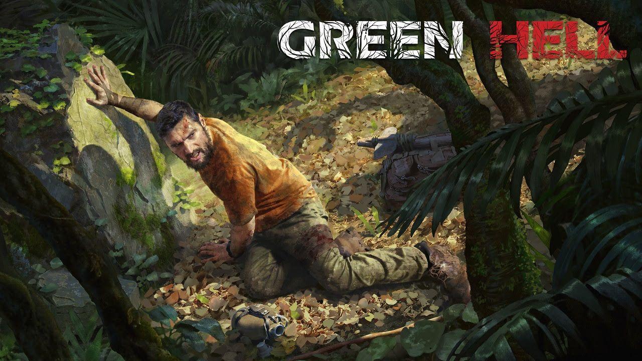 سی دی کی اریجینال استیم بازی Green Hell