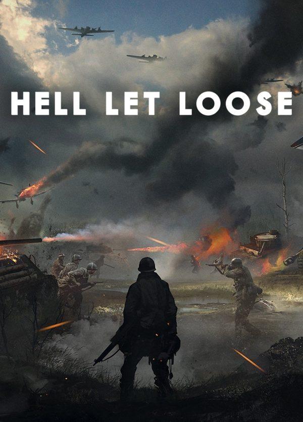 سی دی کی اریجینال استیم بازی Hell Let Loose