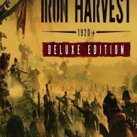 سی دی کی اریجینال استیم بازی Iron Harvest - Deluxe Edition