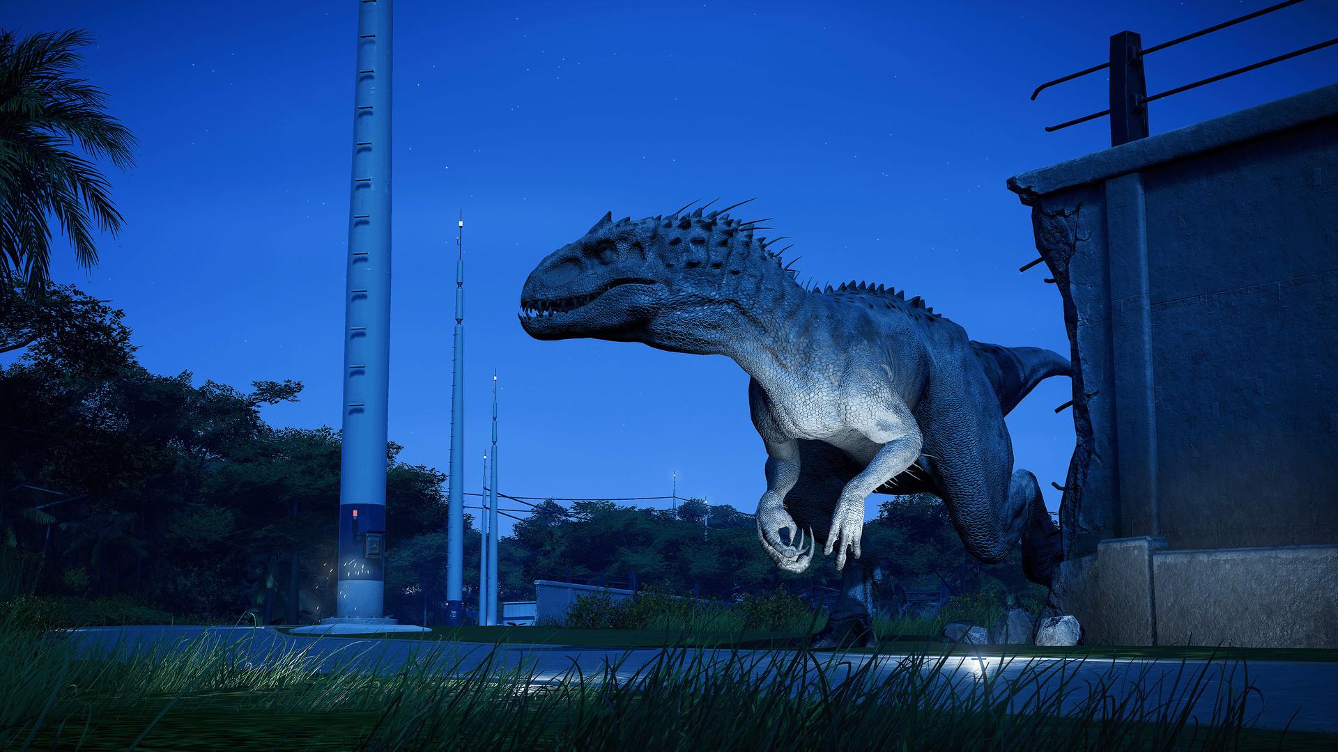 سی دی کی اریجینال استیم بازی Jurassic World Evolution
