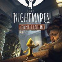 سی دی کی اریجینال استیم بازی Little Nightmares - Complete Edition