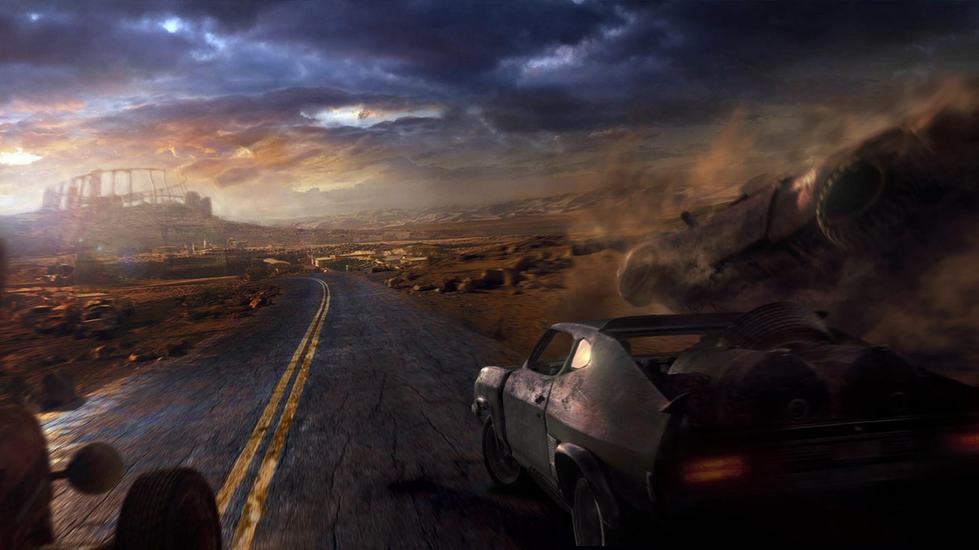 سی دی کی اریجینال استیم بازی Mad Max