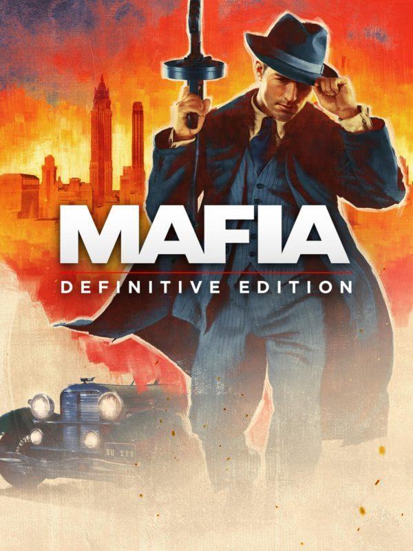 سی دی کی اریجینال استیم بازی Mafia - Definitive Edition