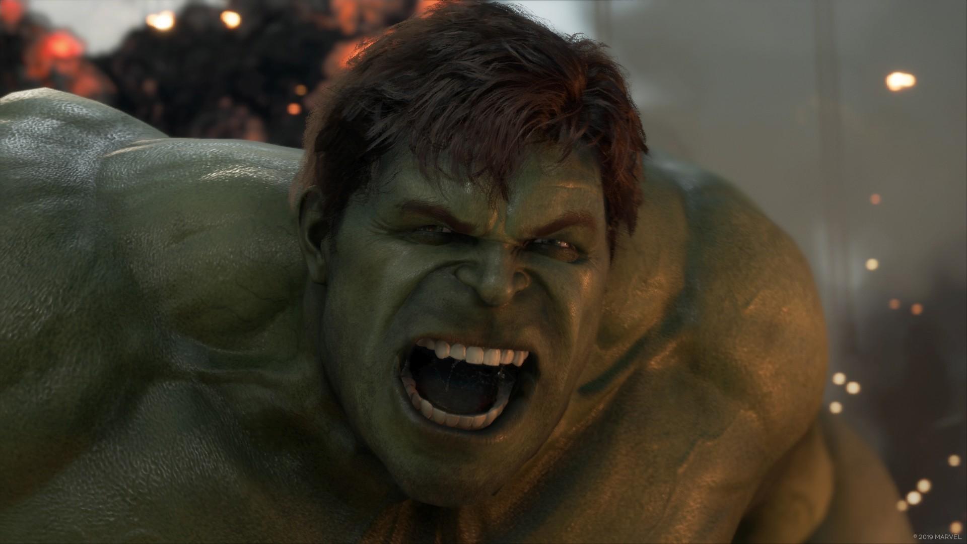 سی دی کی اریجینال استیم بازی Marvel's Avengers - Deluxe Edition