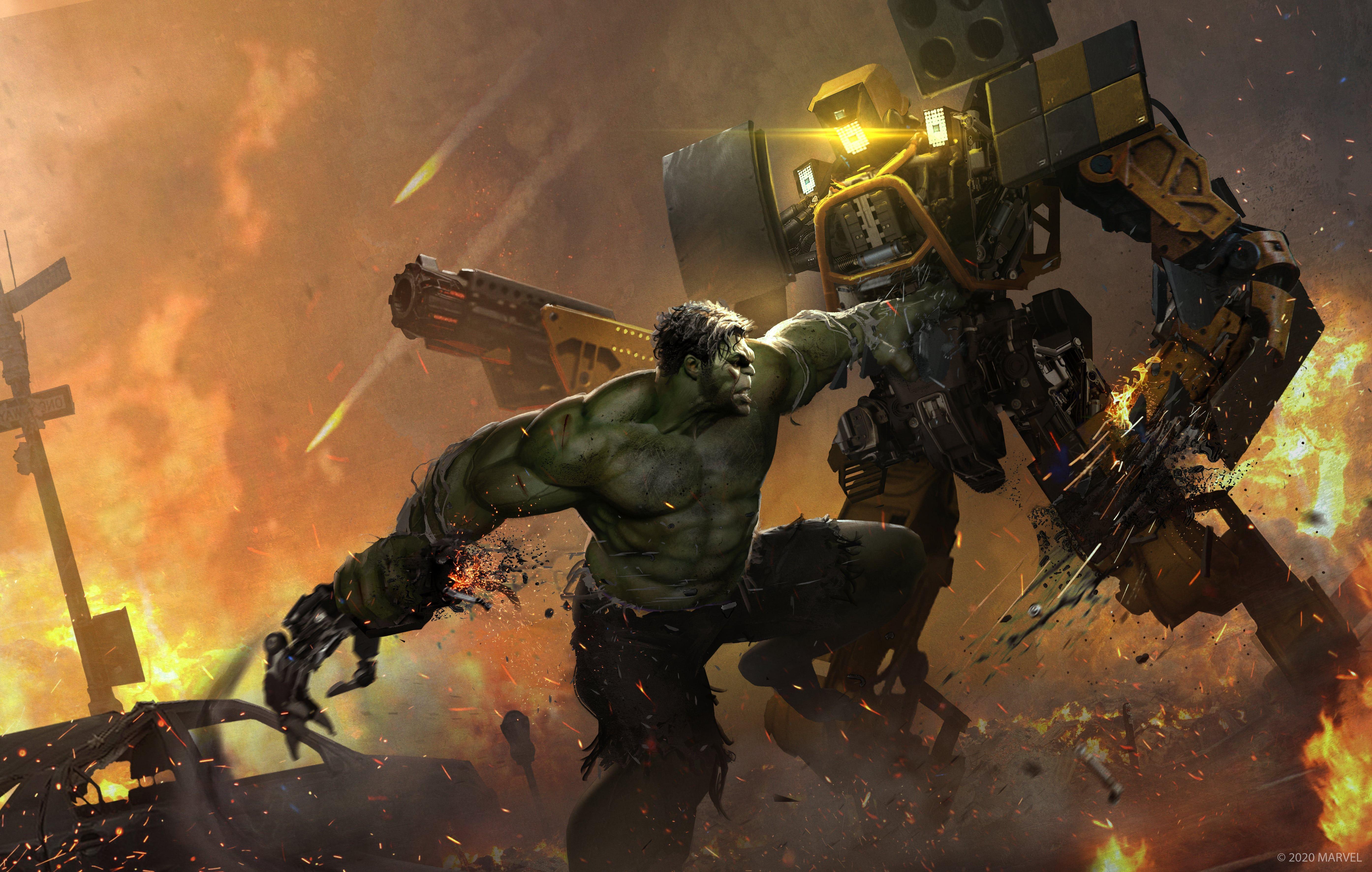 سی دی کی اریجینال استیم بازی Marvel's Avengers