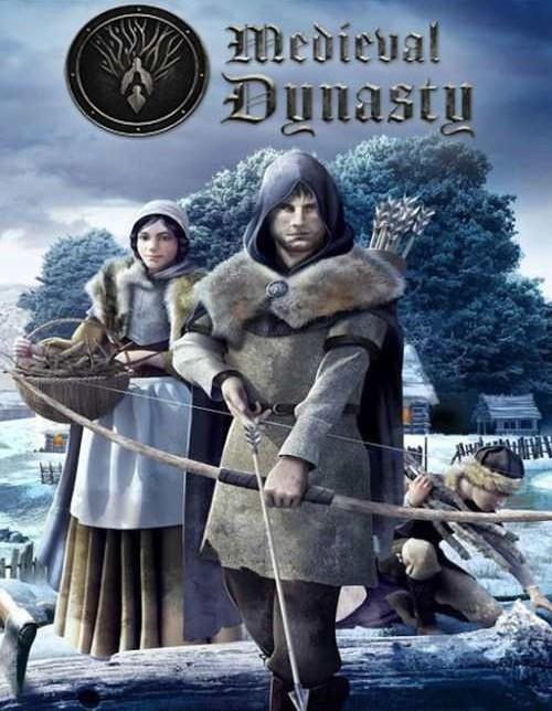 سی دی کی اریجینال استیم بازی Medieval Dynasty