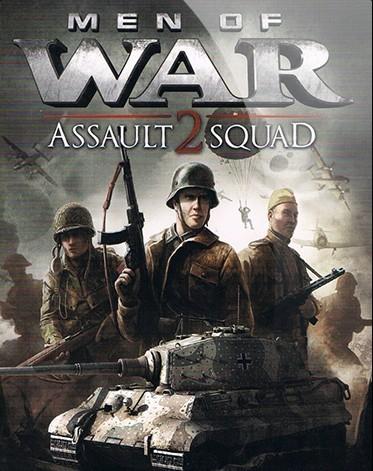 سی دی کی اریجینال استیم بازی Men Of War: Assault Squad 2