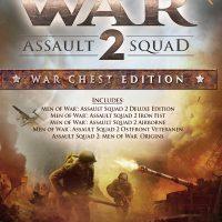سی دی کی اریجینال استیم بازی Men Of War: Assault Squad 2 - War Chest Edition