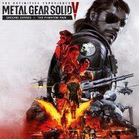 سی دی کی اریجینال استیم بازی Metal Gear Solid V: The Definitive Experience