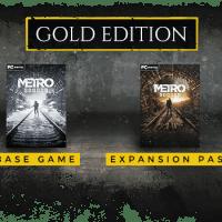 استیم گیفت بازی Metro Exodus - Gold Edition